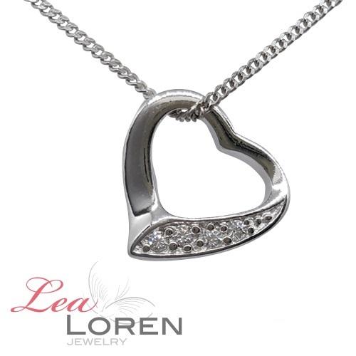 Halskette Mira Silber